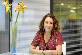 Ana Pallás: «Hay que adaptarse a los cambios y no dejarse paralizar por el miedo»