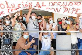 Cs critica la falta de sensibilidad de Sant Josep con los vecinos de los Don Pepe