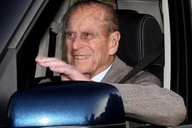 El duque de Edimburgo responde bien al tratamiento hospitalario
