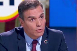Sánchez revela que Casado se comprometió al 99% a renovar instituciones en agosto