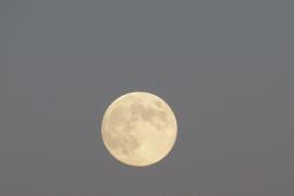 Así fue el 'beso' de la luna y marte: ¿por qué se produjo este fenómeno?