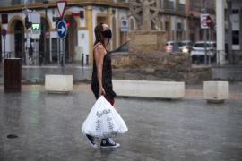 Ibiza y Formentera continúan en alerta por mal tiempo
