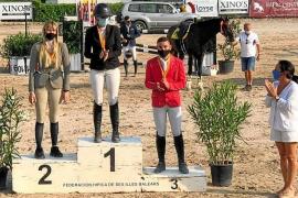 María Ramon y Alessandra Grisoni conquistan Balears