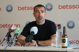 Juan Carlos Carcedo: «Seguro que vamos a estar en la pelea por la Segunda B Pro»