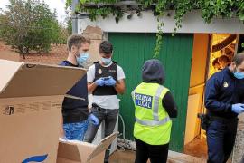 Ofensiva policial contra los propietarios de Mallorca que alquilan fincas a narcos