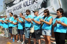 Exigen en Bilbao la inmediata excarcelación de los presos de ETA enfermos