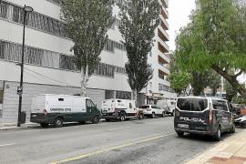Libertad con cargos para el hombre detenido en Ibiza tras sufrir un accidente con una moto sustraída