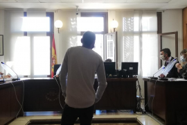 Seis meses de cárcel para el joven que tiró a un perro a la basura dentro de una bolsa en Palma