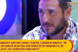 Antonio David revela que las Campos tienen un hermano secreto