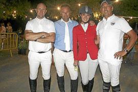 Entrega de premios del XXVIII Trofeo Infanta Elena de salto de obstáculos