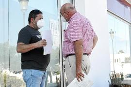 Sant Josep solo permitirá la reparación del edificio Don Pepe si lo ordena un juez