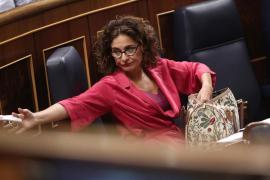 El Congreso deroga el decreto sobre los remanentes municipales, que sólo apoya PSOE y Unidas Podemos