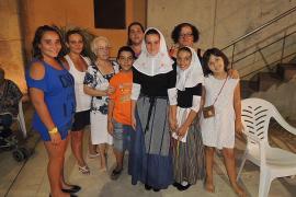 Emotivo homenaje a Llorenç Moyà en Can Gelabert
