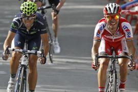 Regresa el mejor Valverde en Arrate y se hace con el liderato