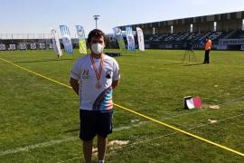 Cuatro medallas para Ibiza en el último 'grande' del curso
