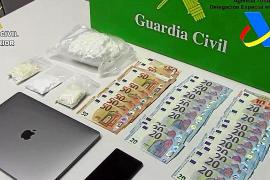 Condenado a tres años de cárcel por introducir casi un kilo de cocaína en Mallorca