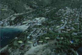 'Agustinet' tumbó cuatro villas en 2016 donde ahora ve 12 de «interés general»