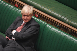 La ley que anula parte del acuerdo de Brexit supera primer test parlamentario