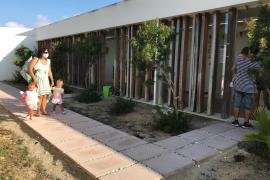 102 niños comenzaron ayer el curso en las 'escoletes' de Formentera