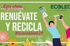 Ibiza acogerá la iniciativa de la Fundación Ecolec para reciclar residuos eléctricos y electrónicos
