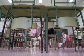 Asciende a 80 el número de alumnos contagiados en Baleares