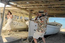 Vladimir Volegov se enamora de la isla de Formentera