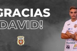 El joven David Sánchez se despide de la Peña Deportiva y firma por el Cornellà