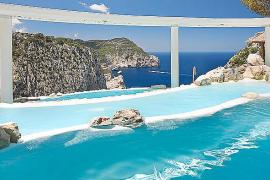 La piscina del Hotel Na Xamena, entre las mejores del mundo