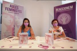 Can Ventosa acoge Aulas feministas de Ibiza y Formentera: 'Los derechos humanos de las mujeres más que nunca'