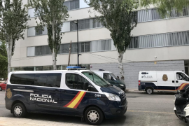 La Policía Nacional detiene a un delincuente reincidente por el robo de una valiosa bicicleta en Ibiza