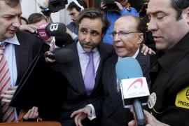 La juez libera a Ruiz-Mateos y le permite llegar hoy al juzgado por sus medios