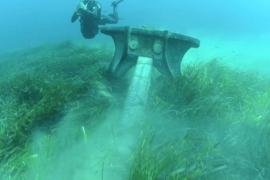 Oceana ha denunciado 28 fondeos ilegales en Formentera desde junio