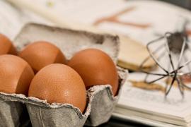 El truco para saber si un huevo es fresco