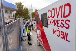 Los cribados de Covid-19 comienzan en Ibiza