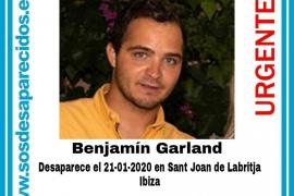 SOS Desaparecidos recuerda el caso del joven Ben Garland, cuyo rastro se perdió con la borrasca Gloria