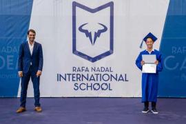 El Rafa Nadal International School, una referencia educativa en Baleares