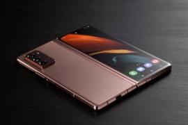 Galaxy Z Fold2, el teléfono móvil plegable de Samsung, llega a España