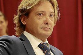 El líder de VOX en Baleares, Jorge Campos