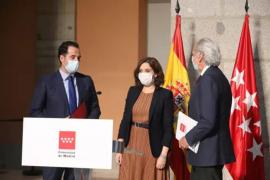 Madrid restringe la entrada y salida en las 37 áreas sanitarias más afectadas
