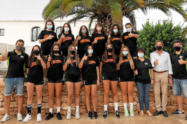 La apuesta femenina del HC Eivissa