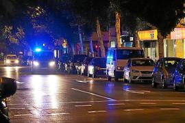 Indignación en los bares del centro de Vila por tener que cerrar a las 22 horas