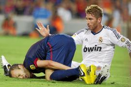El Barça golpea y el Madrid responde (3-2)