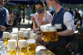 Alemania vuelve a los niveles de contagio de abril