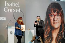 Isabel Coixet recibe Premio Nacional de Cinematografa