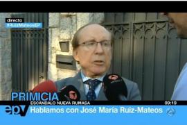 Ruiz-Mateos, dispuesto a  hacer huelga de hambre «y si hay que morir, se muere»