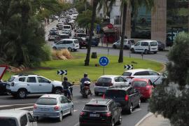 Ibiza duplica la media española y europea de vehículos por habitante