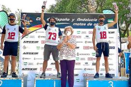 Juan Carlos Palau y Álex Prats se suben al podio en la tercera cita de 'rallyjet'