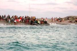 El Consell Insular de Formentera presenta 14 denuncias por actividades ilegales en el Parc Natural de Ses Salines