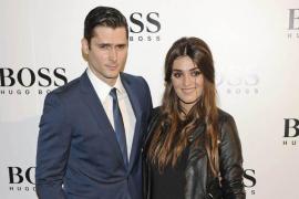 Los actores Olivia Molina y Sergio Mur, padres de su primera hija