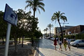 Podemos propone que las referencias a Juan Carlos I en Ibiza se sustituyan por nombres votados por los ciudadanos